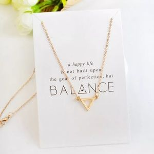 Jewelry - Chic Balance Necklace